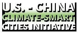 U.S.-China Climate-Smart Cities Initiative
